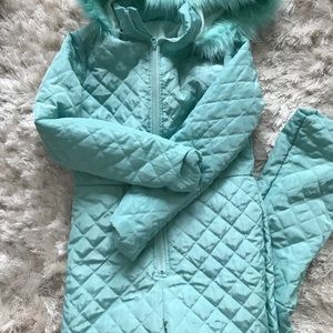 Other - NWOT: SNOWSUIT: size SMALL 2-4// adjustable